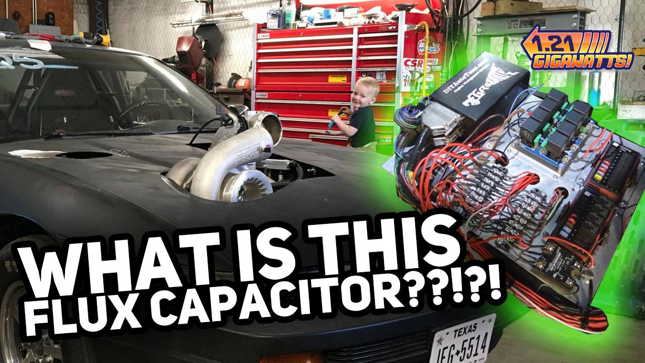 Car Ecu Capacitor